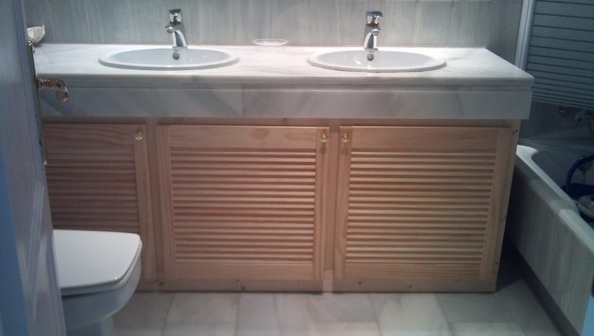 Bathrooms Carpenter - Complete Carpentry Fuengirola