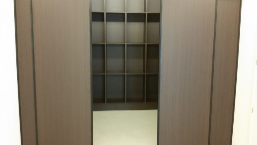 Wardrobe build in - complete carpentry fuengirola